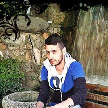 Rıdvan Cenk, 26, Istanbul, Turkey