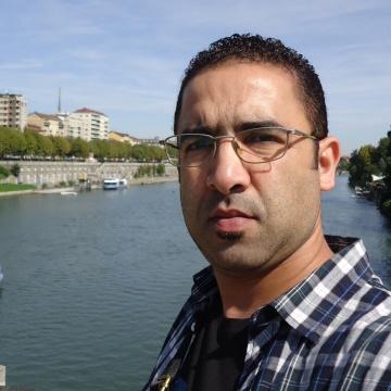 Hicham, 39, Genova, Italy