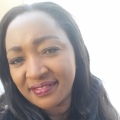 Monicah Mburu, 45, Dubai, United Arab Emirates