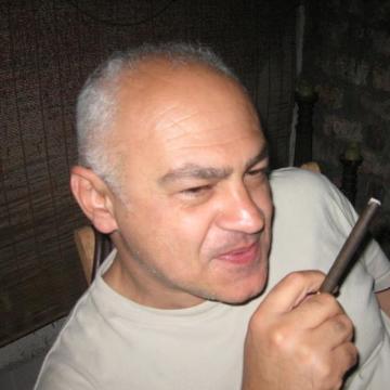 Altan Erik, 56, Istanbul, Turkey