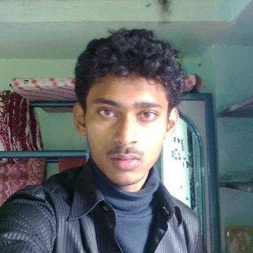 Bhaskar Biswas, 24, Calcutta, India