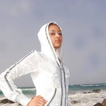 Lilian Andrew, 27, Dakar, Senegal