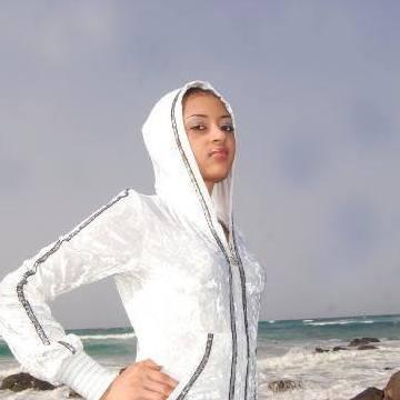 Lilian Andrew, 28, Dakar, Senegal