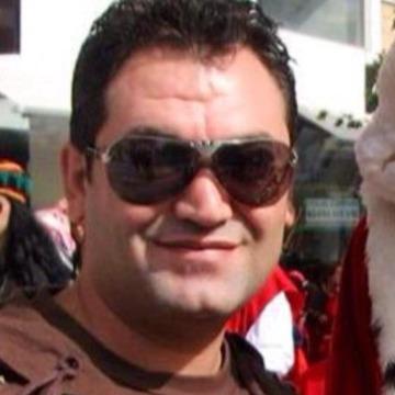 Valiollah Abkhiz, 44, Melbourne, Australia