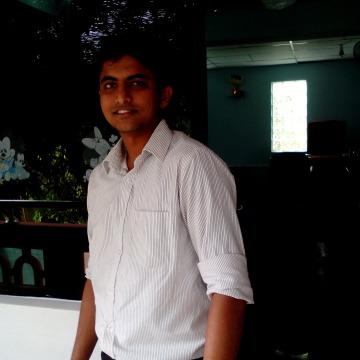 Tharindu Danushka, 27, Colombo, Sri Lanka