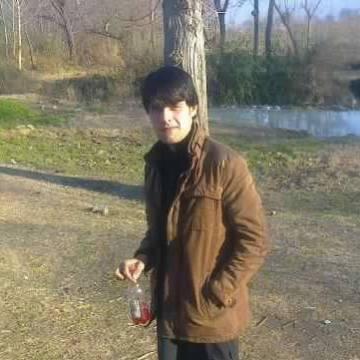 Aftab Ahmad, 25, Swat, Pakistan
