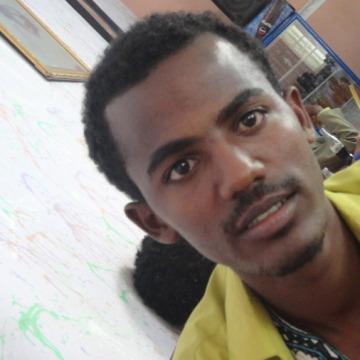 Biruk Legesse, 34, Debre Zeyit, Ethiopia