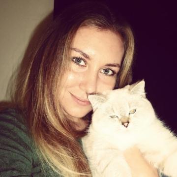 Kate, 22, Limassol, Cyprus