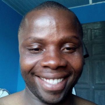 Albert Thompson, 32, Accra, Ghana