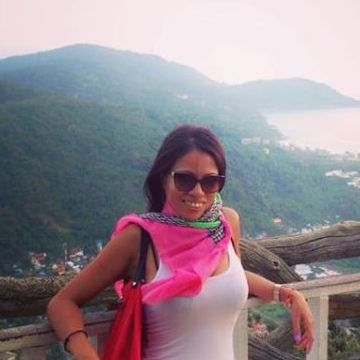 Kyla Cheryll, 38, Muak Lek, Thailand