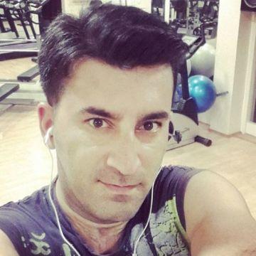 Hasan Karagöz, 33, Istanbul, Turkey