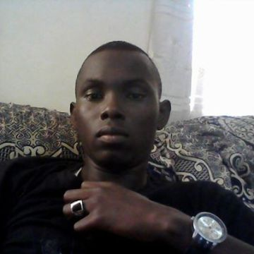 Youssouf Houle, 28, Yaounde, Cameroon