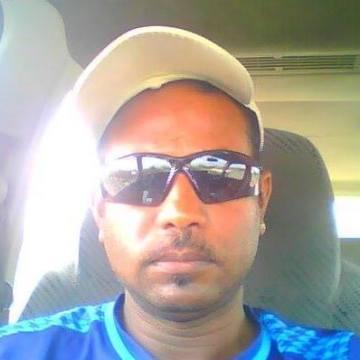 Raj Goorye, 37, Port Louis, Mauritius