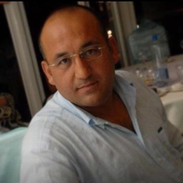 Emin Kilinc, 40, Antalya, Turkey