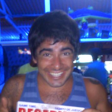 EZEQUIEL, 33, Mar Del Plata, Argentina