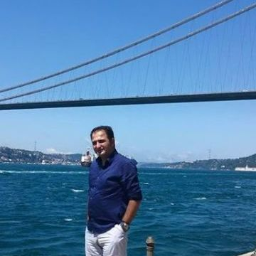 Iskender Aslan, 35, Ankara, Turkey