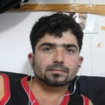 Yabani Ali, 36, Istanbul, Turkey