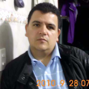 carlos alfredo, 44, Bogota, Colombia