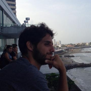 Paco Cerbon, 30, Queretaro, Mexico