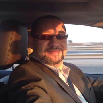 Abdullah Almasri, 39, Dubai, United Arab Emirates