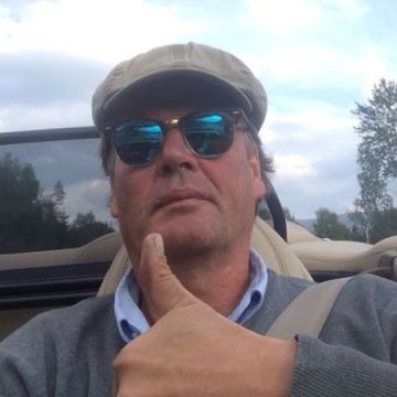 Carl Breian, 53, Oslo, Norway