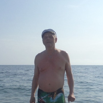 Юрий Бойцов, 66, Murmansk, Russian Federation