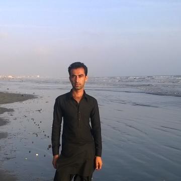 Abdul Qadeer, 27, Karachi, Pakistan