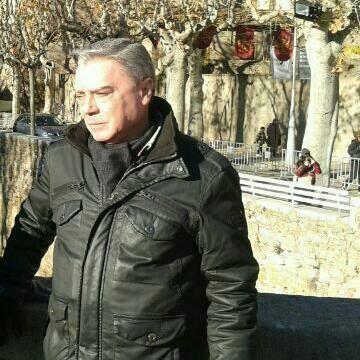 Alejandro Martinez Roma, 51, Vilanova I La Geltru, Spain