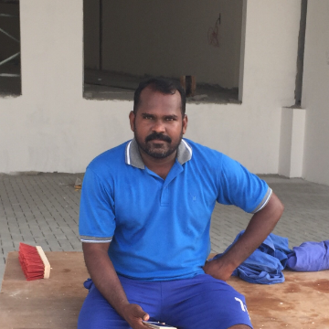 Karthik, 36, Dubai, United Arab Emirates