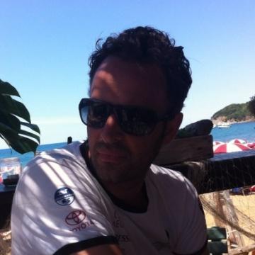 Alberto  Martella, 40, Pontedera, Italy