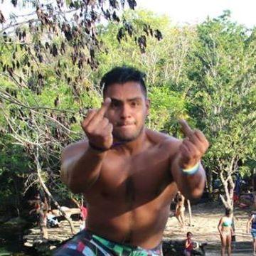 Carlos Ahumada, 28, Colima, Mexico