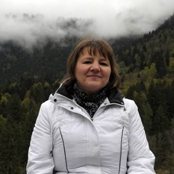 Genovefa Rybik, 55, Minsk, Belarus