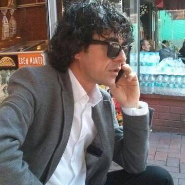 Zafer Yıldırım, 38, Manisa, Turkey