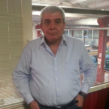 Okan Özekenci, 62, Adana, Turkey