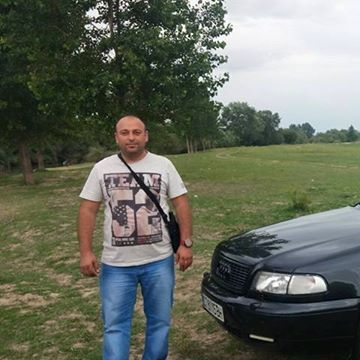 Halil Arslan, 35, Kazanlak, Bulgaria