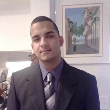 Luis Bodon, 26, Orlando, United States