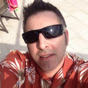 Patrick Fernandez, 43, Seattle, United States