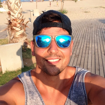Jose Peris Robles, 34, Valencia, Spain