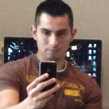 Trebbor Sanchez, 33, Monterrey, Mexico