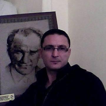 Cengizhan Gülergün, 44, Ankara, Turkey