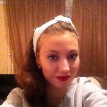 Irina, 22, Moscow, Russia