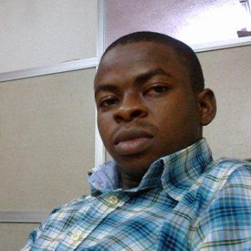 Solomon Oluwatobi, 26, Lagos, Nigeria
