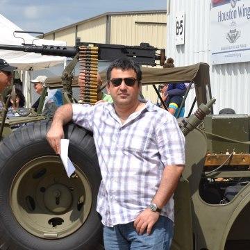 Farid, 46, Houston, United States