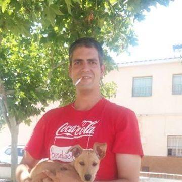 Marcos Aguilar Talavera, 38, Toledo, Spain
