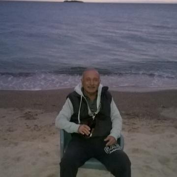 Gürbüz Teoman, 60, Balikesir, Turkey