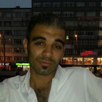 Yusuf Engin, 27, Istanbul, Turkey