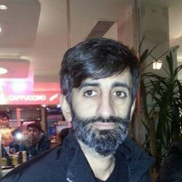 Ali Kral, 34, Istanbul, Turkey