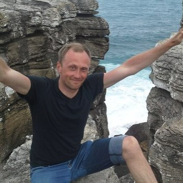 Andrey Malkov, 34, Volgograd, Russia
