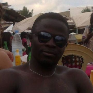 Ifeanyi, 34, Dakar, Senegal