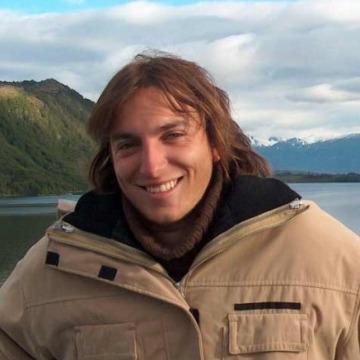 Giorgio D'Albano, 34, Bologna, Italy